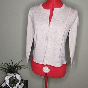 BCBG Maxazria 100% Merino Wool Cardigan Size Small